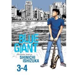 Blue Giant Omnibus V03-V04