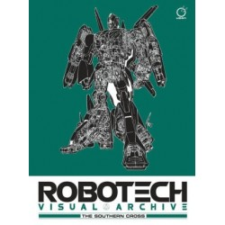 Robotech Visual Archive The...