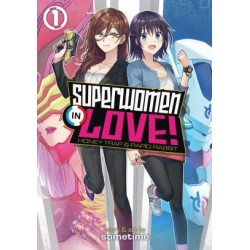Superwomen in Love! Honey Trap &...