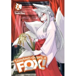 Tamamo-Chan's a Fox! V02