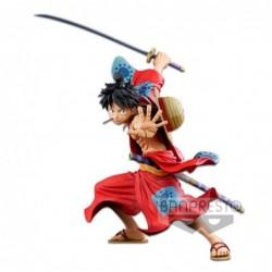 One Piece BWFC SMSP Monkey D...
