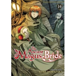 Ancient Magus' Bride V14