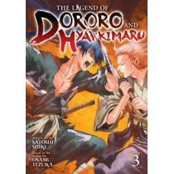 Legend of Dororo & Hyakkimaru V03