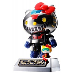 Hello Kitty Mazinger Z Color Soul...