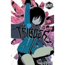 World Trigger V22