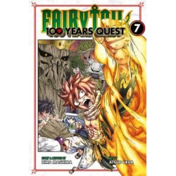 Fairy Tail 100 Years Quest V07