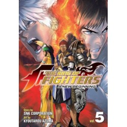King of Fighters A New Beginning V05