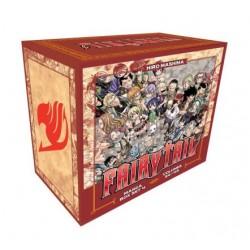 Fairy Tail Manga Box Set 4