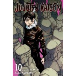 Jujutsu Kaisen V10