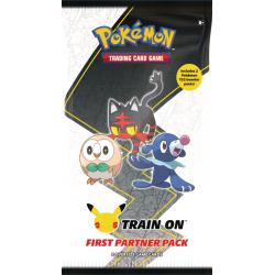 Pokemon Alola First Partner Pack