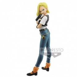 DBZ G&G Android 18 Blue Jeans...
