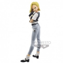 DBZ G&G Android 18 White Jeans...