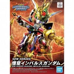 SDW Heroes K01 Wukong Impulse Gundam