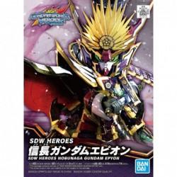SDW Heroes K02 Nobunaga Gundam Epyon