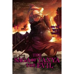 Saga of Tanya the Evil Manga V11