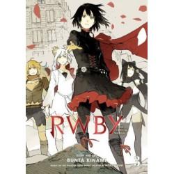 RWBY Official Manga V03 The...