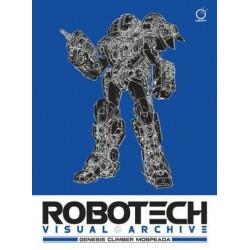 Robotech Visual Archive Genesis...