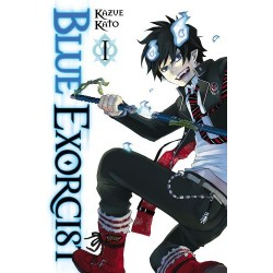 Blue Exorcist V01