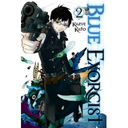 Blue Exorcist V02