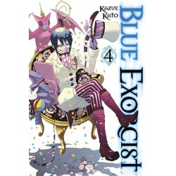 Blue Exorcist V04