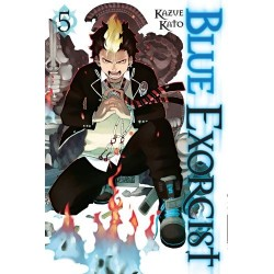 Blue Exorcist V05