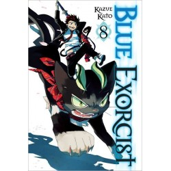 Blue Exorcist V08