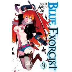Blue Exorcist V09