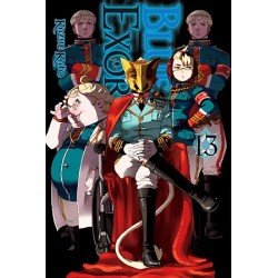 Blue Exorcist V13