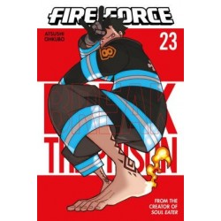 Fire Force V23