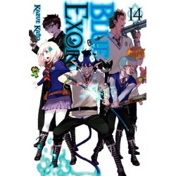 Blue Exorcist V14