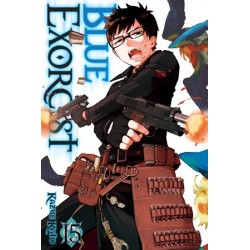 Blue Exorcist V15