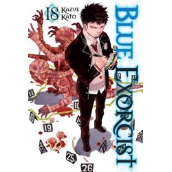 Blue Exorcist V18