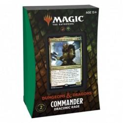 MtG D&D Draconic Rage Commander Deck