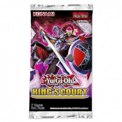 Yu-Gi-Oh! King's Court Booster