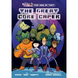 Bravest Warriors The Great Core...