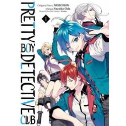 Pretty Boy Detective Club Manga V01