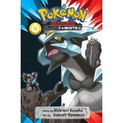 Pokemon Adventures Black 2 &...