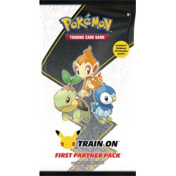 Pokemon Sinnoh First Partner Pack