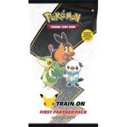Pokemon Unova First Partner Pack