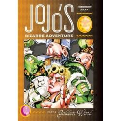 Jojo's Bizarre Adventure Golden...
