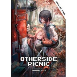 Otherside Picnic Novel Omnibus V02