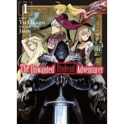 Unwanted Undead Adventurer Novel V01