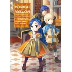 Ascendance of a Bookworm Novel...