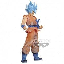 DBS Clearise SSGSS Son Goku Figure