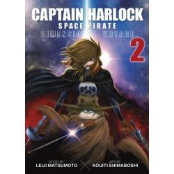 Captain Harlock: Dimensional...