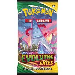 Pokemon Evolving Skies Booster