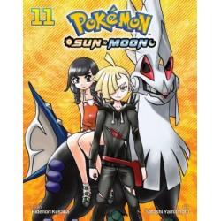 Pokemon Sun & Moon V11