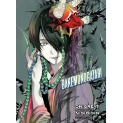 Bakemonogatari Manga V10