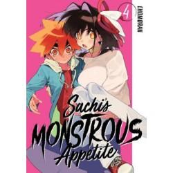 Sachi's Monstrous Appetite V04