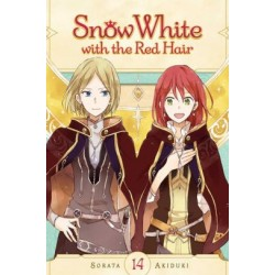 Snow White with the Red Hair V14
